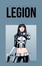 Legion ▹ Peter Parker by wavyonce