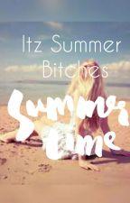 Itz Summer Bishes  by Purple_Magic_