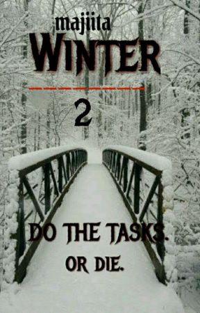 Winter  by Majiita