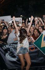 Selena Gomez  by deathflowerlavinya