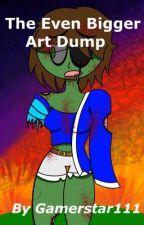 The Even Bigger Art Dump by Gamerstar111