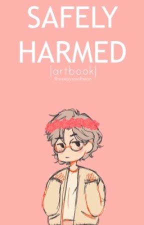Safely Harmed | Art Book by weepysmolbean