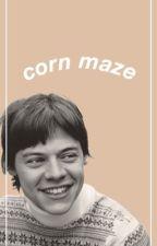 Corn Maze → hs au  by -nudes