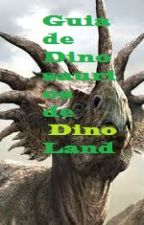 Guia de Dinosaurios de Dinosaur Land by Crazyforthebooks3