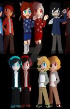 The Evil Inside ( A Newscapepro Crew fanfiction) by bonnielover2004