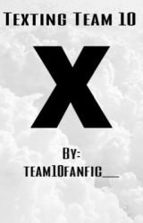 Texting Team 10 // Team 10🤗❤️ by team10fanfic__