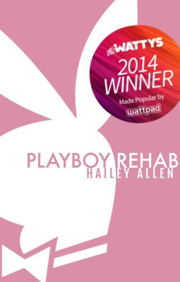 Playboy Rehab (Harrison Inc. Book I)