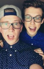 Troyler and Tronnor AUs by ProfesionalShipper67
