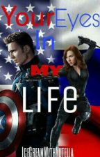 your eyes, in my life (romanogers) by PizzaWhitNutella