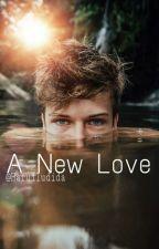 A New Love - Blake Gray -  by Haruiludida