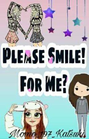 Please Smile! For Me? by Momo_197_Katsuki