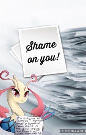 Shame on you! by SamuelAdams4Prez