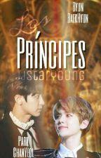 I.Los Príncipes ×CHANBAEK by jjstaryoung