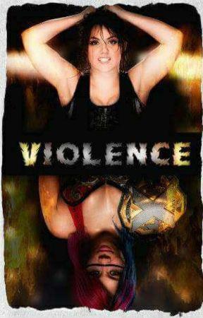 Violence (Nikki Cross/Asuka) by KingOfProWrestling