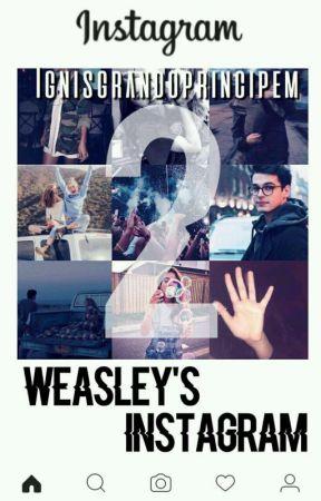 Weasley's Instagram 2 by IgnisgrandoPrincipem
