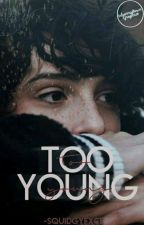 too young; finn wolfhard by -squidgyfxce