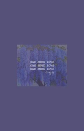 One Sided Love (m.yg) [COMPLETED] by bbyminnie__