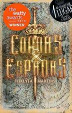 Coroas e Espadas (EM BREVE) by thalytamartiins