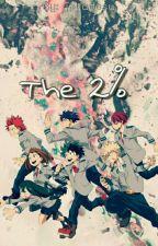 • The 2% • [Boku No Hero Academia x Reader] by jokasensei