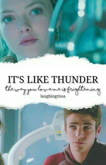 It's Like Thunder ⚡︎ Barry Allen