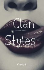 《PAUSE》 Clan Styles || Larry by Ctara38