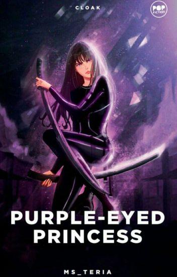 Image result for purple-eyed princess