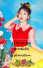 Le livre des anecdotes | RantBook by flowersbloom-