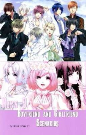 Norn 9 Boyfriend and Girlfriend Scenarios by renachan21