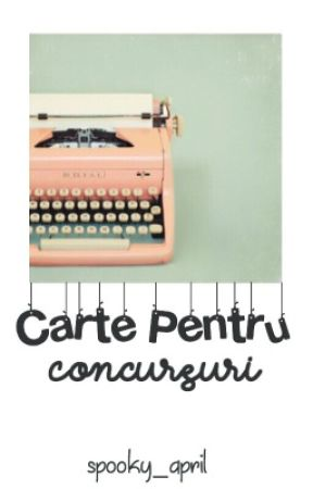 Carte Pentru Concursuri by spooky_april