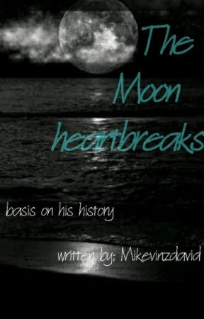 The Moon Heartbreaks by mikevinzdavid