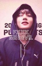 fxxk me, devil |yoonmin| 18+ by luvmisaaki