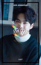 For You ― Kim Jonghyun by xiurious