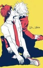 Don't be gentle // A komahina AU by Endo9153