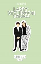 Larry Stylinson {Julio 2017} by vivi-nevermore