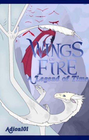 Wings of fire: A Legend of Time (fan fiction)