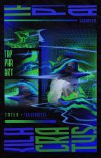 Tập Phá Art (nhận Design Bookcover) by trila_craftys