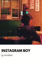 ☽ instagram boy ー vkook. by chimsthetic
