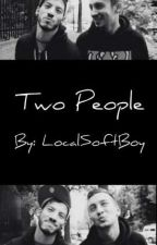 Two People - Joshler by localsoftboy