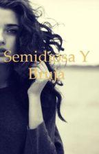 Aina Black, semidiosa y bruja by Alysse7785