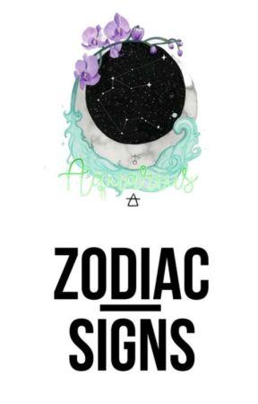 Zodiac Signs  by potterhead4life05