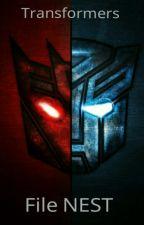 Transformers: File NEST. by ElisabethPrime
