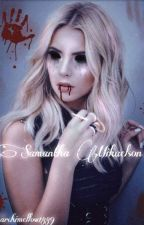 Samantha Mikaelson  by Marchimellow1889