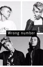 Wrong Number (M.G) by MNikolineM
