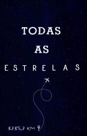 Todas as estrelas - Romance lésbico by GodBeLovato