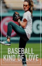 A Baseball Kind Of Love    O.S by -bucky