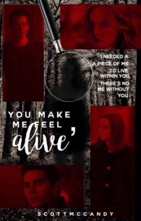 Alive ∘ Stiles Stilinksi by scottmccandy