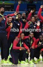 Nba Imagines  by nbabasketballwork