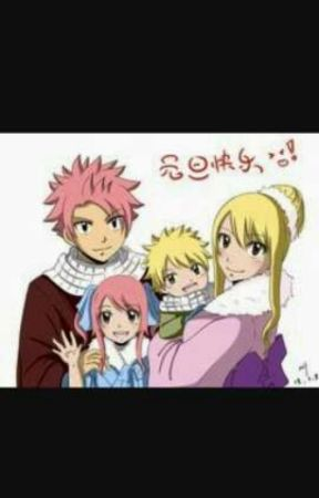 Natsu,Lucy,Nashi,and Igneel story though text i think by Nashi_Dragneel12