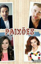 Paixões (HIATOS) by arafaela150703