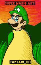 Super Mario Art! by Captain_Kit